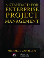 Management online ebooks store a standard for enterprise project management esi international project management series by michael s zambruski fandeluxe Image collections