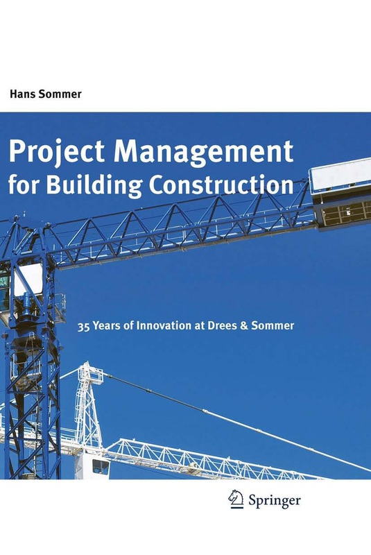Management online ebooks store project management for building construction 35 years of innovation at drees sommer fandeluxe Image collections
